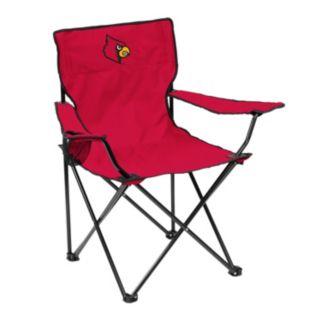 Logo Brand Louisville Cardinals Portable Folding Chair