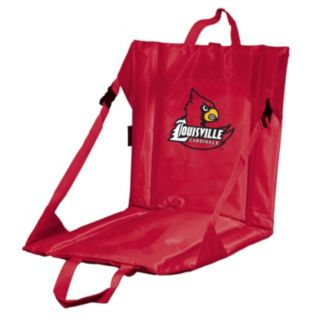 Logo Brand Louisville Cardinals Folding Stadium Seat