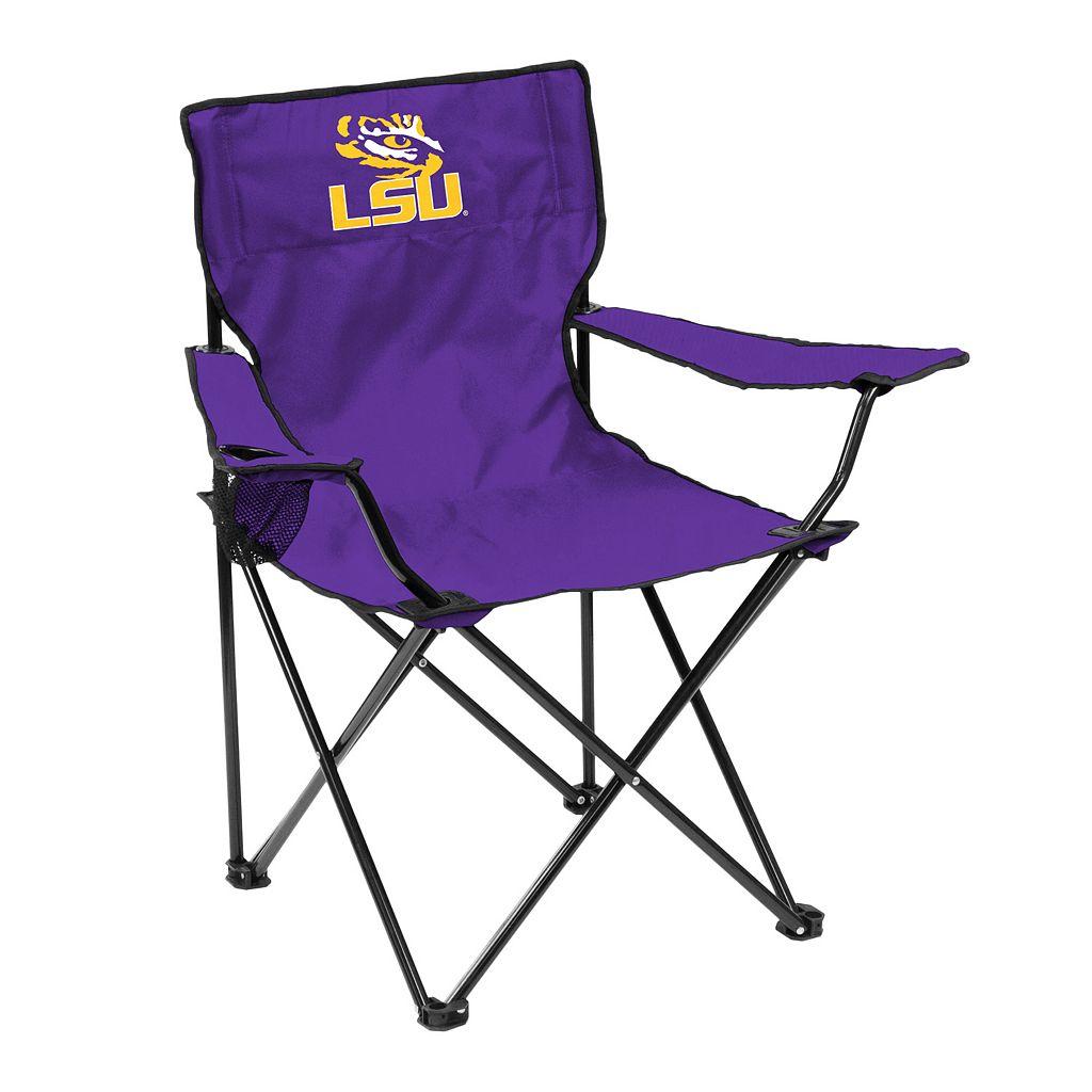 Logo Brand LSU Tigers Portable Folding Chair
