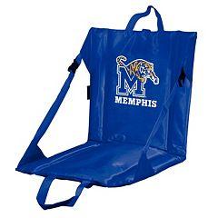 Logo Brand Memphis Tigers Folding Stadium Seat