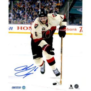 """Steiner Sports Ottawa Senators Bobby Ryan Herritage Classic 8"""" x 10"""" Signed Photo"""