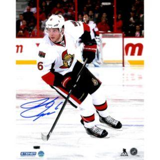 "Steiner Sports Ottawa Senators Bobby Ryan Against Anaheim Ducks 8"" x 10"" Signed Photo"