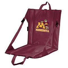 Logo Brand Minnesota Golden Gophers Folding Stadium Seat