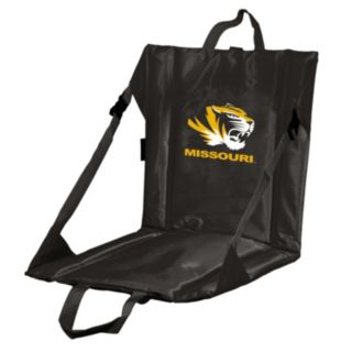 Logo Brand Missouri Tigers Folding Stadium Seat