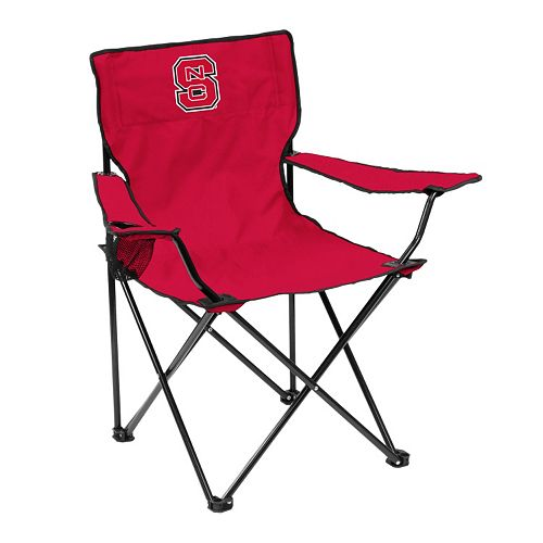 Logo Brand North Carolina State Wolfpack Portable Folding Chair