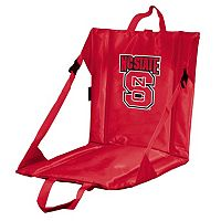 Logo Brand North Carolina State Wolfpack Folding Stadium Seat