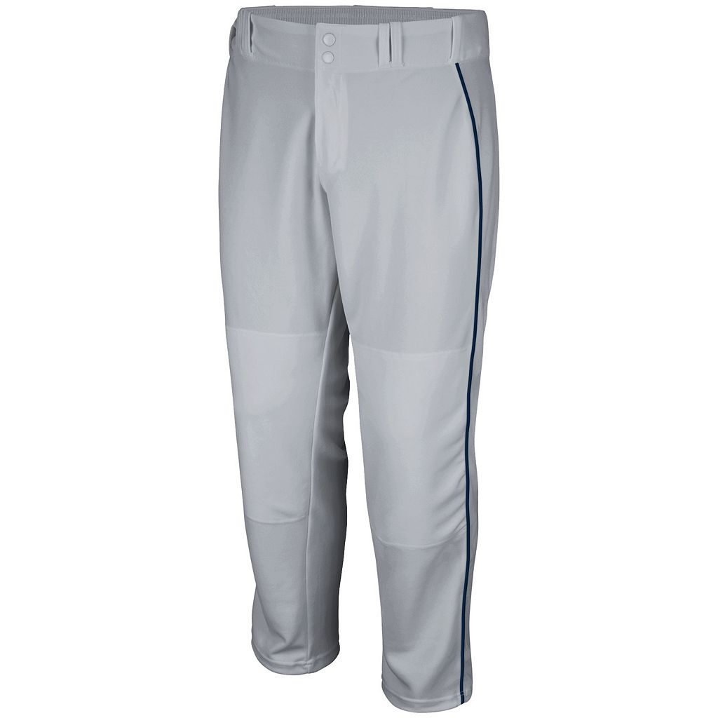 Majestic Youth Baseball Cool Base Premier Relaxed Fit Braided Pants