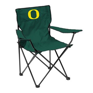 Logo Brand Oregon Ducks Portable Folding Chair