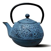Old Dutch Suzume 24-oz. Cast-Iron Teapot