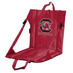 Logo Brand South Carolina Gamecocks Folding Stadium Seat
