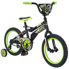 Kids Teenage Mutant Ninja Turtles 16 in Bike