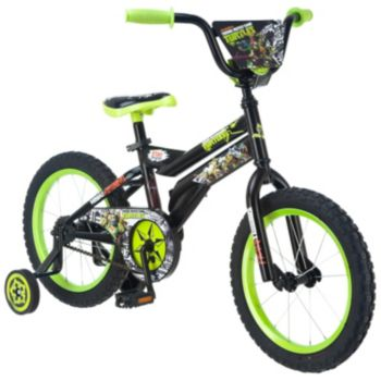 Kids Teenage Mutant Ninja Turtles 16-in. Bike