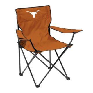 Logo Brand Texas Longhorns Portable Folding Chair