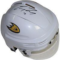 Steiner Sports Anaheim Ducks Corey Perry Signed Mini Helmet