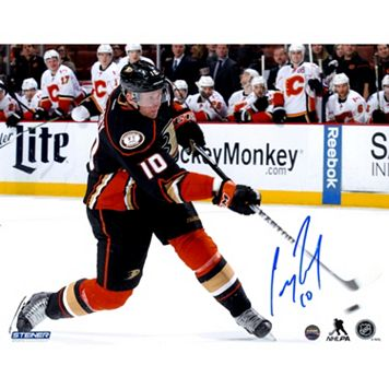 Steiner Sports Anaheim Ducks Corey Perry Overtime Goal 8