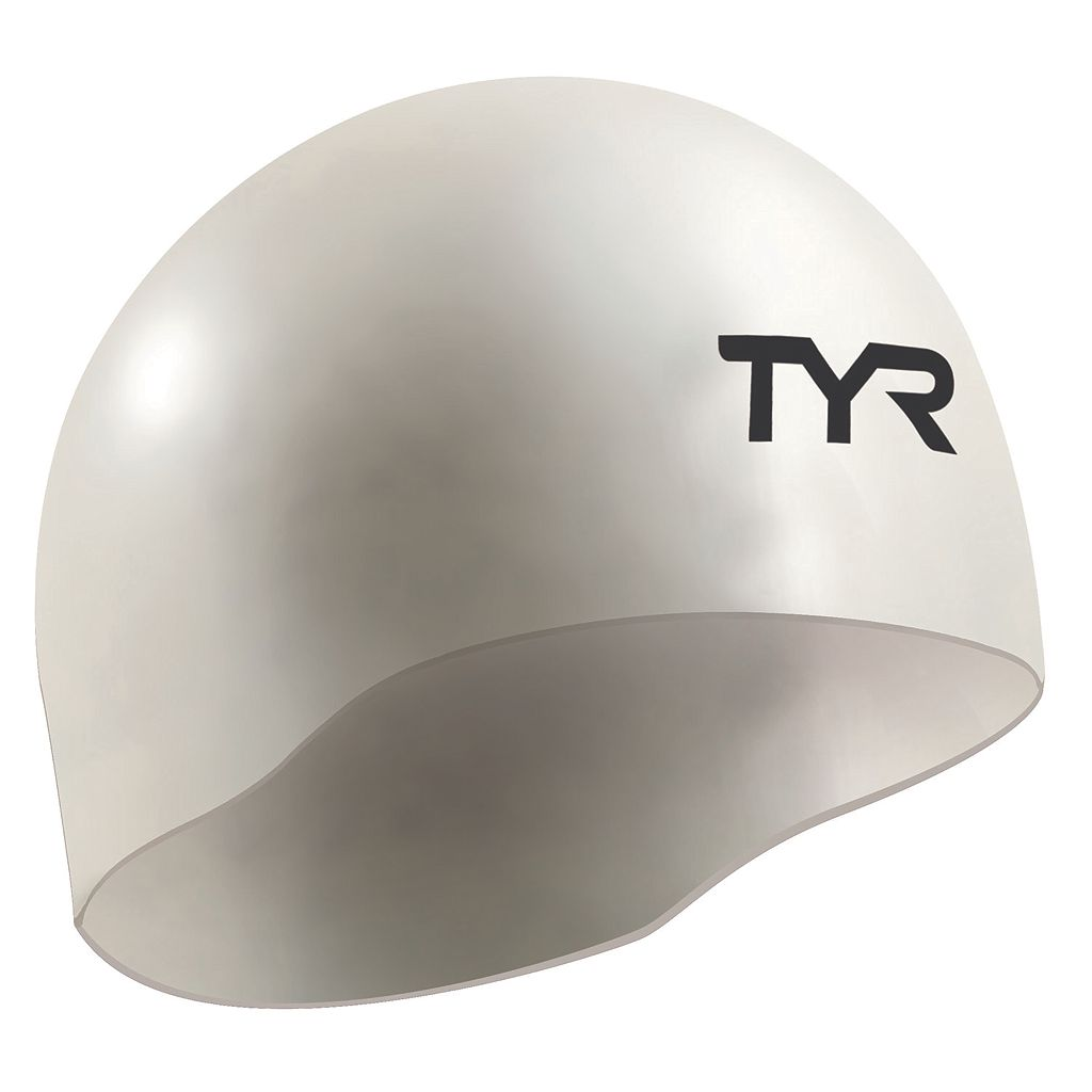 Men's TYR Tracer Edge Silicone Swim Cap
