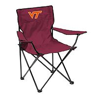 Logo Brand Virginia Tech Hokies Portable Folding Chair