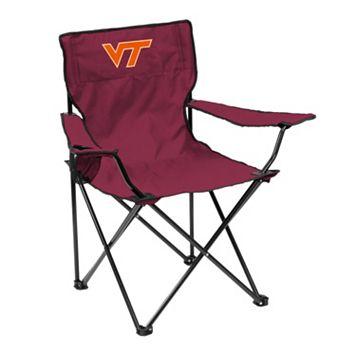 Logo Brand Virginia Tech Hokies Portable Folding Chair