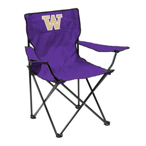 Logo Brand Washington Huskies Portable Folding Chair