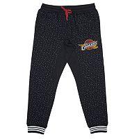 Men's Unk Cleveland Cavaliers Speckled Fleece Jogger Pants