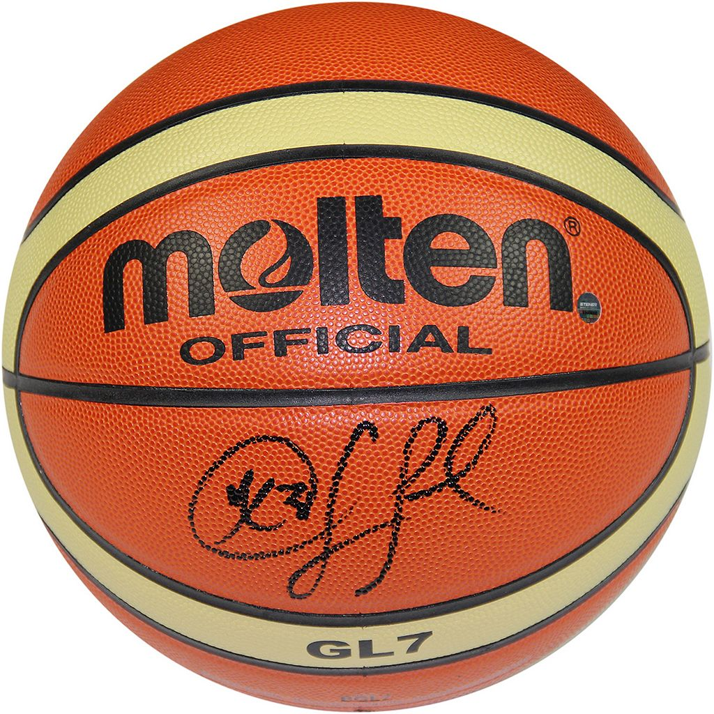 Steiner Sports Chris Paul Signed Olympic Basketball