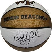Steiner Sports Chris Paul Signed Wake Forest Demon Deacons Basketball