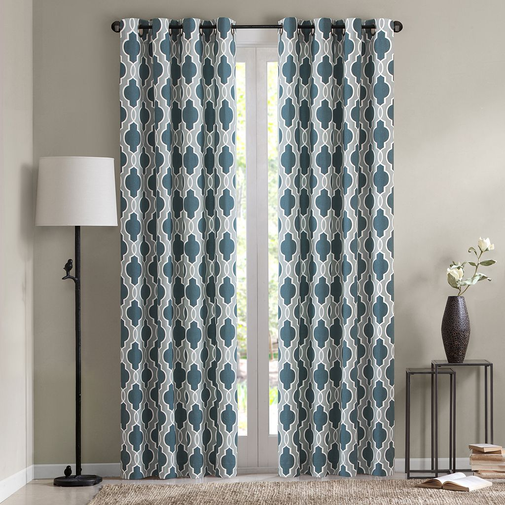Madison Park Piper Window Curtain