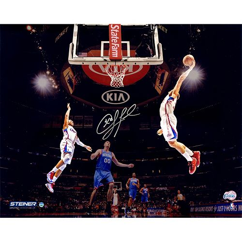 Steiner Sports Los Angeles Clippers Chris Paul Alley-Oop 16″ x 20″ Signed Photo