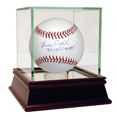 Steiner Sports Lenny Dykstra Autographed Baseball