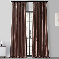 EFF Blackout Faux Silk Taffeta Curtain
