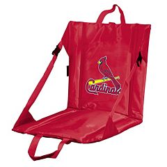 Logo Brand St. Louis Cardinals Folding Stadium Seat