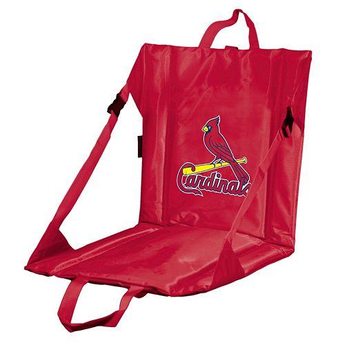 Logo Brand St. Louis Cardinals Folding Stadium Seat