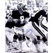 Steiner Sports New Orleans Saints Archie Manning 16' x 20' Black & White Signed Photo