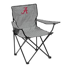 Logo Brand Alabama Crimson Tide Portable Folding Chair
