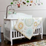 Nurture Heavenly Spheres & Cosmic Dots 3-pc. Crib Bedding Set