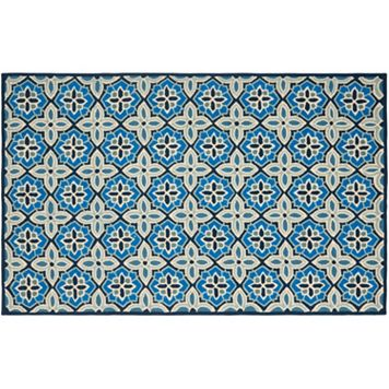 Safavieh Four Seasons Sunrise Suzani Indoor Outdoor Rug