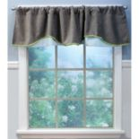 Nurture Heavenly Spheres & Cosmic Dots Window Valance