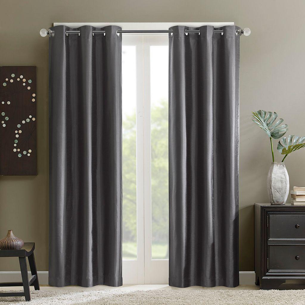 Madison Park Cody Room Darkening Window Curtain - 42'' x 63''