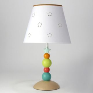 Nurture Heavenly Spheres & Cosmic Dots Table Lamp