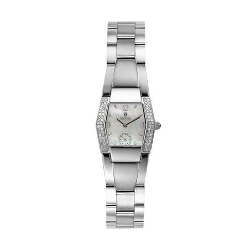 Croton Women's Diamond Stainless Steel Watch - CR207271SSDI