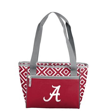 Logo Brand Alabama Crimson Tide 16-Can Diamond Cooler Tote