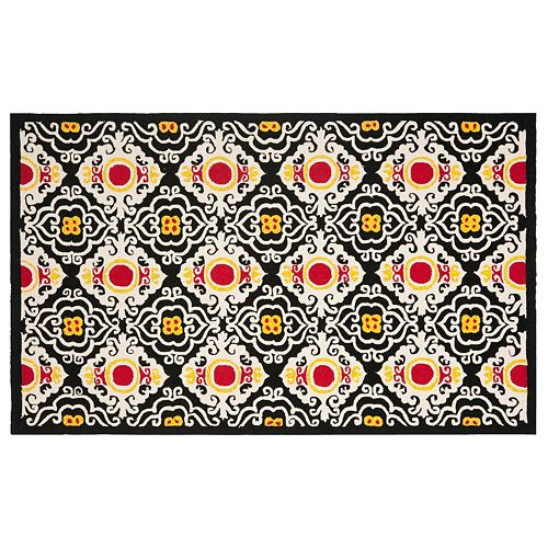 Safavieh Four Seasons Hallandale Suzani Indoor Outdoor Rug