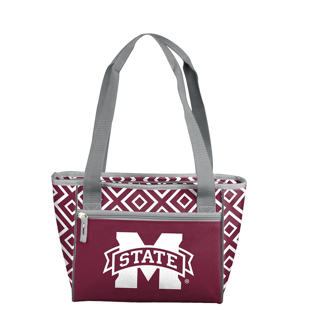 Logo Brand Mississippi State Bulldogs 16-Can Diamond Cooler Tote