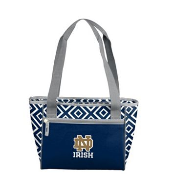 Logo Brand Notre Dame Fighting Irish 16-Can Diamond Cooler Tote