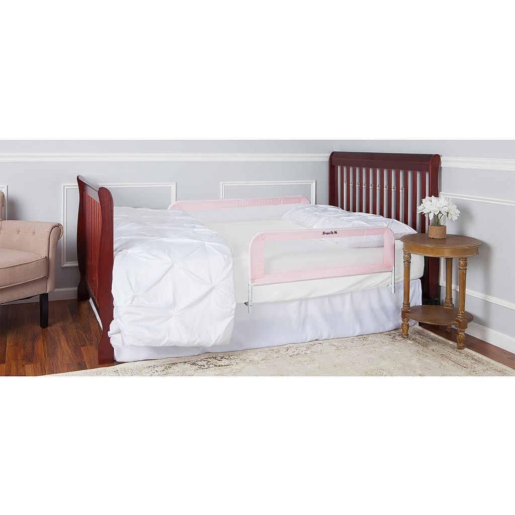 Dream On Me 2-pk. Adjustable Mesh Bed Rails