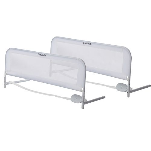 Dream On Me 2-pk. Adjustable Mesh Bed Rails