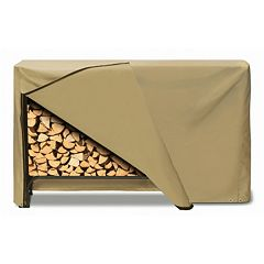 Smart Living 96-in. Log Rack Cover