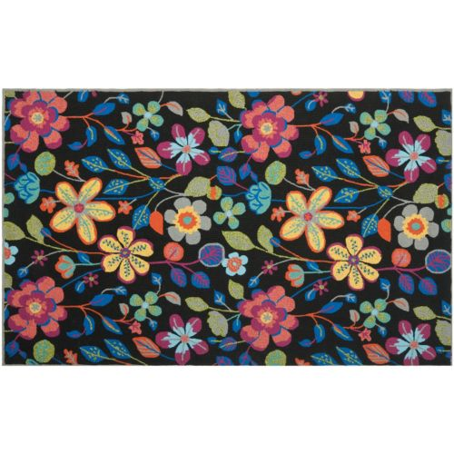 Safavieh Four Seasons Tamarac Floral Indoor Outdoor Rug