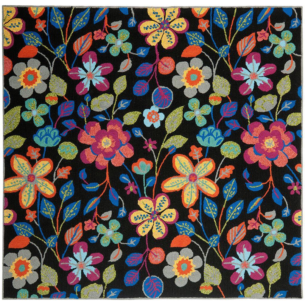 Safavieh Four Seasons Tamarac Floral Indoor Outdoor Rug