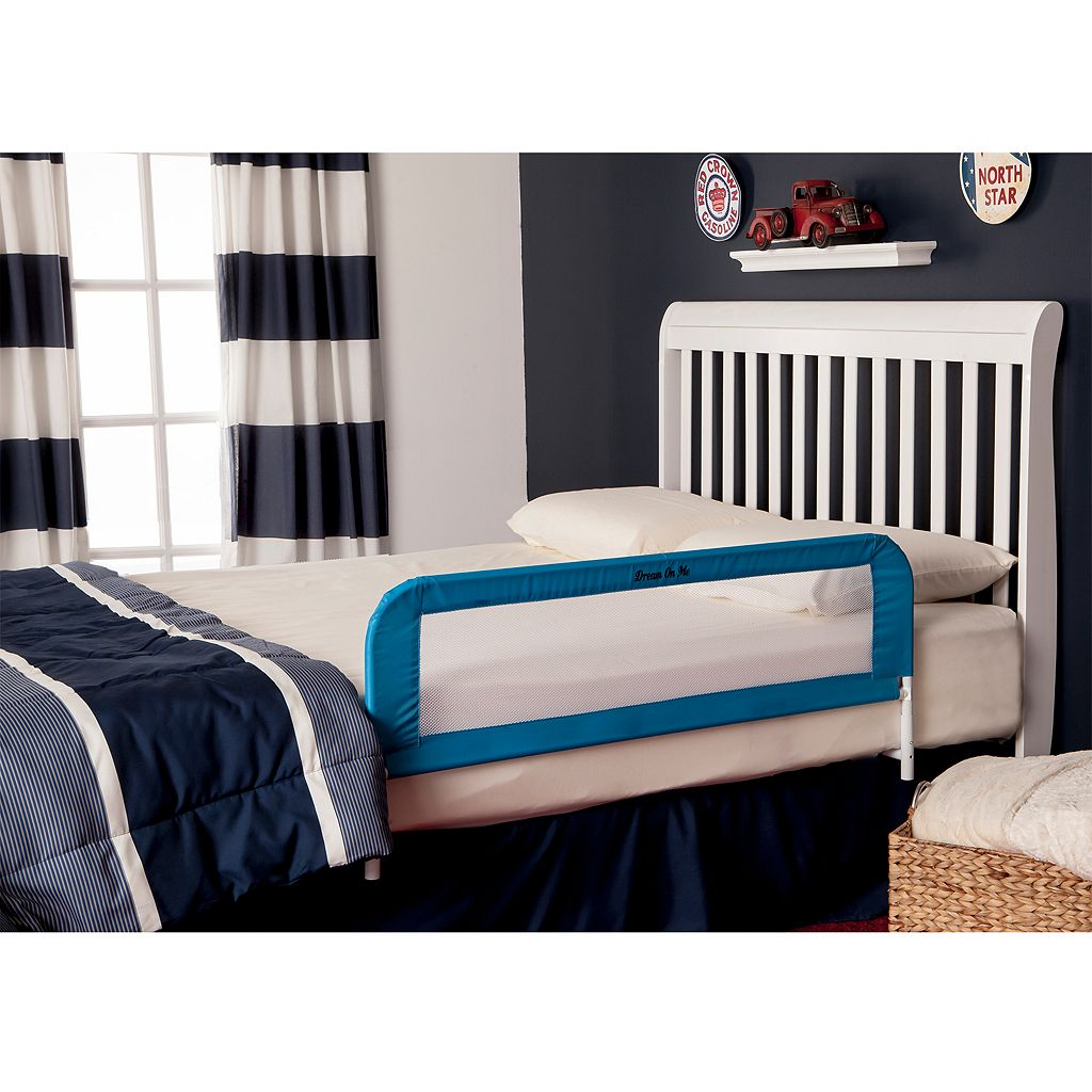 Dream On Me Adjustable Mesh Bed Rail